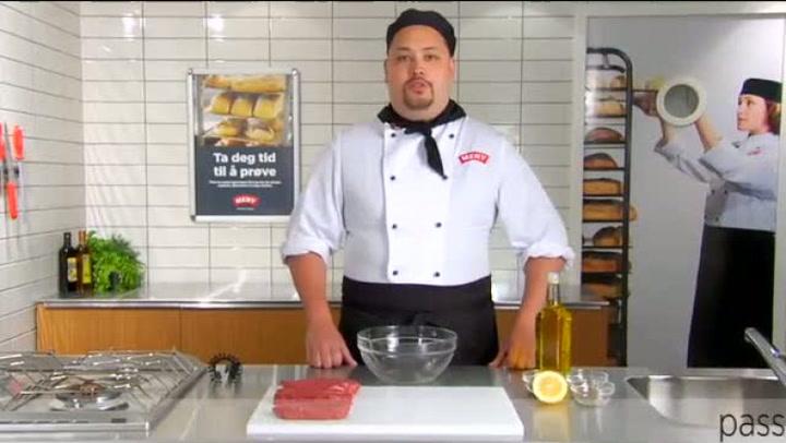 Hvordan lage god marinade