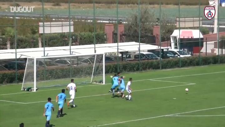 Altinordu U19's 2-2 Draw With Adana Demirspor