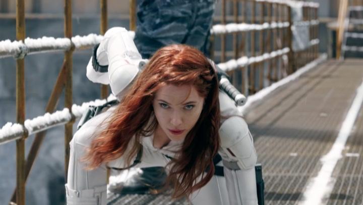 'Black Widow' Featurette: Ready Set Action