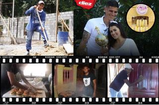 La nueva vida de los futbolistas en Honduras: venden comida, dulces, lácteos, ropa y otros en la ebanistería y construcción