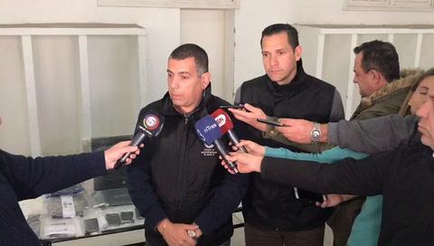 La PDI asegura que con los elementos secuestrados se está muy cerca de esclarecer el ataque a la Fiscalía