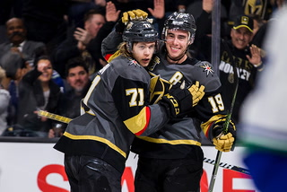 Golden Knights players react to news that Ryan Reaves will join them