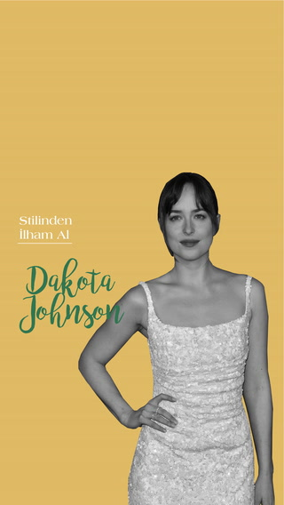 Stilinden İlham Al - Dakota Johnson