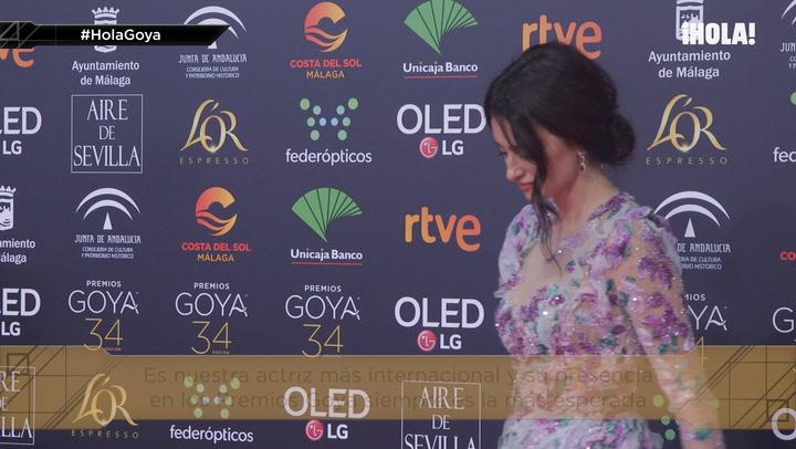 Penélope Cruz recuerda cómo fue entregarle el Oscar a Pedro Almodóvar