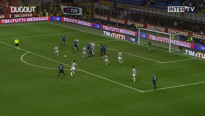 Incredible Goals: Maicon vs Juventus