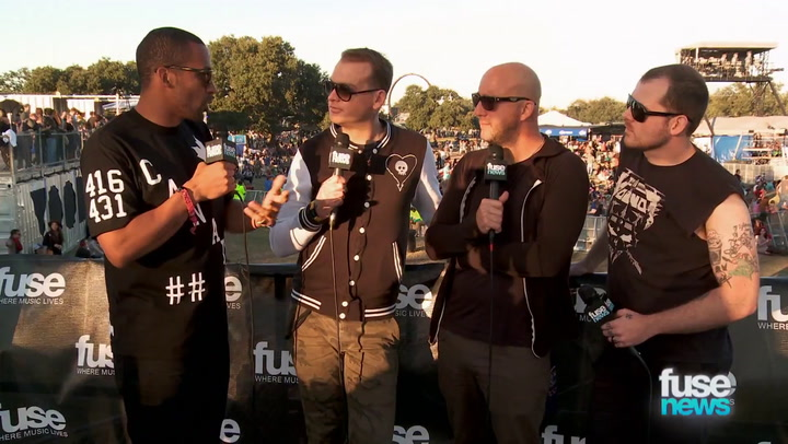 Festivals: Voodoo 2013: Alkaline Trio on How the Music Industry Has Changed