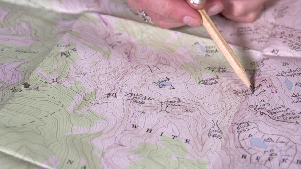 NAVIGATION - READING MAPS - Backpacker