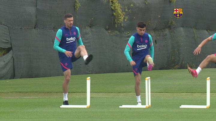 El Barça ya prepara el antepenúltimo duelo liguero ante el Levante