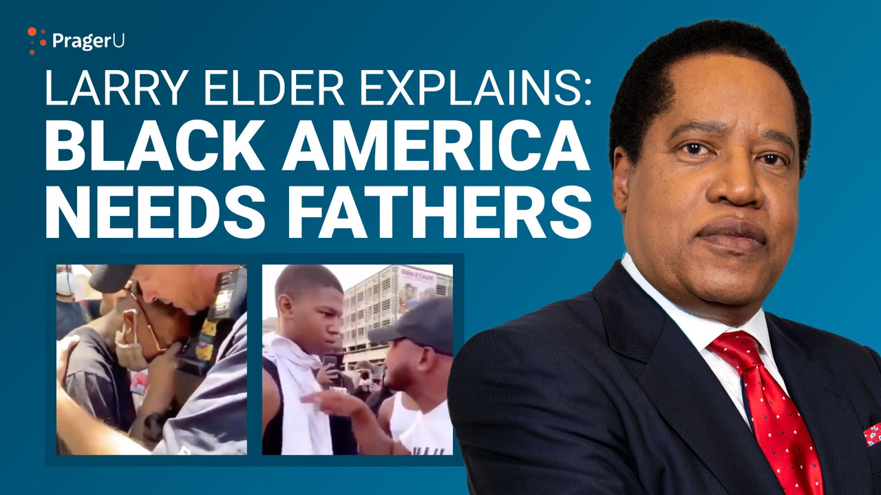 Black America Needs Fathers