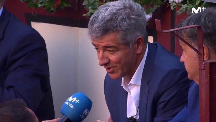 Gil Marín confirma que Griezmann jugará en el Barça