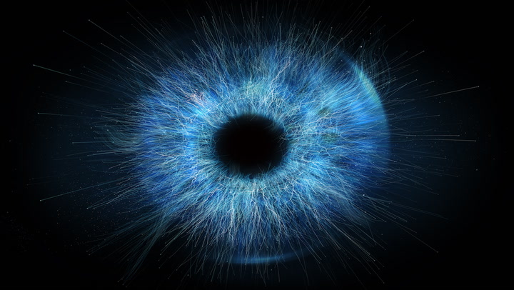 Celebrity Photographer Platon Unveils Eye-Themed NFT Series