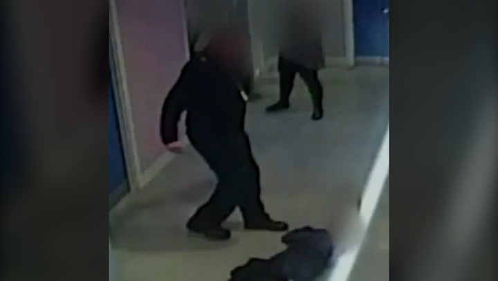 Merseyside police officer assaults 10-year-old autistic boy in school hallway
