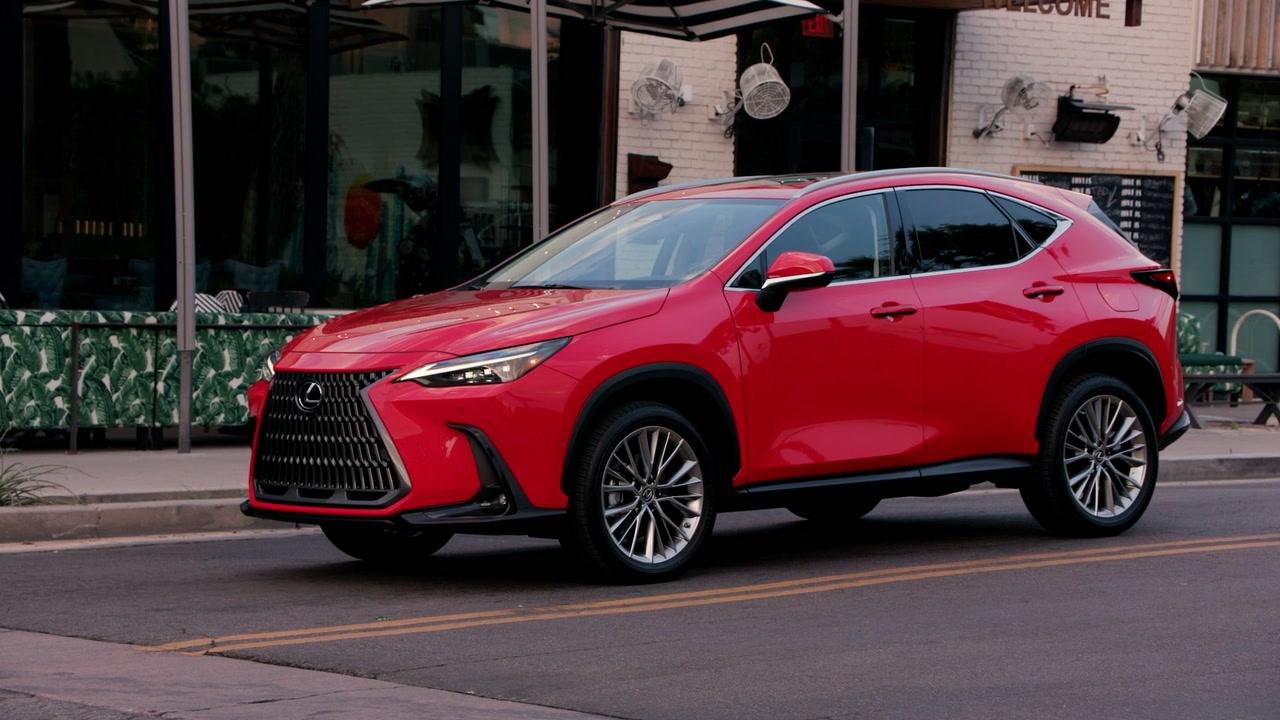 KILOWATT-HEURE | Lancement du Lexus NX 450h+ hybride rechargeable [VIDÉO + PHOTOS]