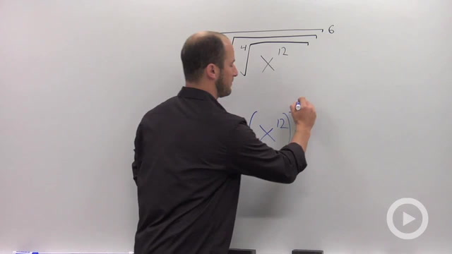Simplifying Radicals using Rational Exponents - Problem 2
