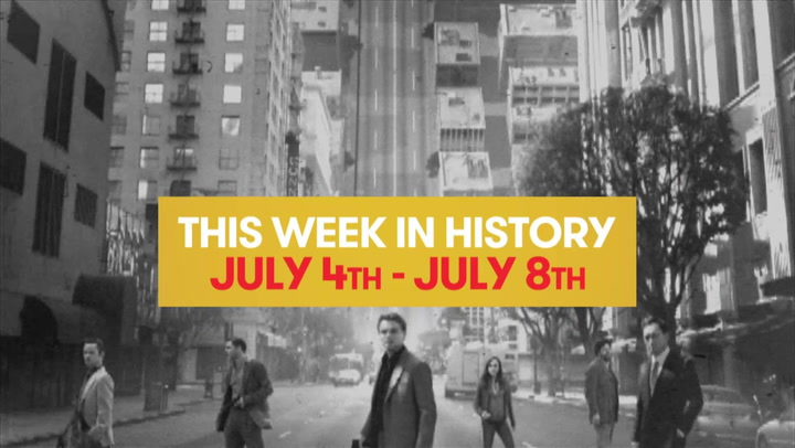 Fourth of July, The Final Harry Potter Film Premieres and More: This Week in History