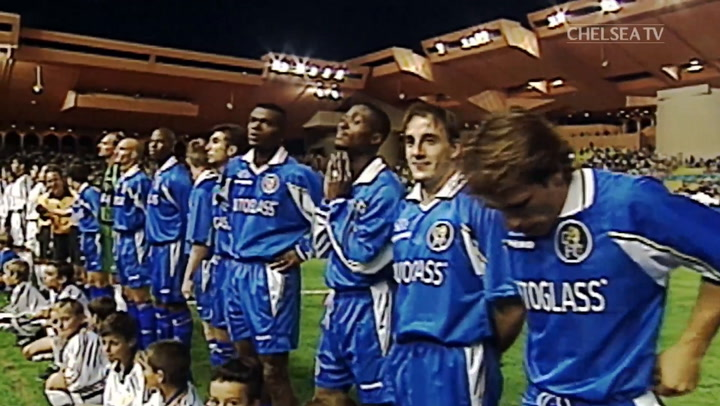 Zola looks back on Chelsea's Super Cup win vs Real Madrid