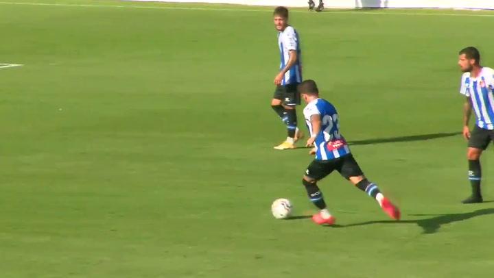El resumen del Espanyol-Almería (4-0)
