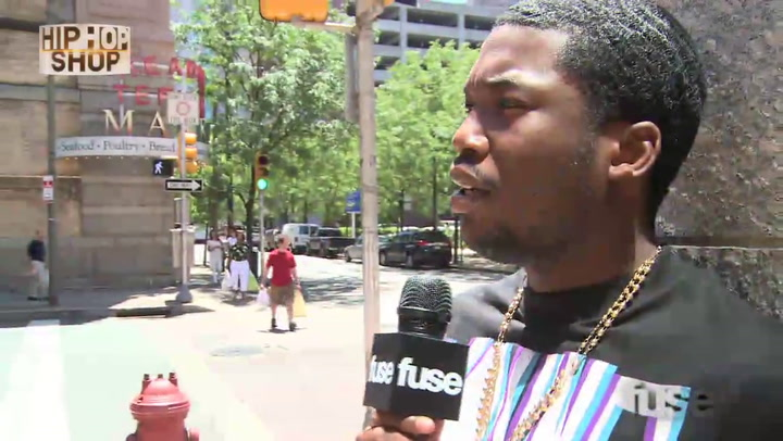 Shows: Hip Hop Shop:Meek Mill On Keeping It Real & Maybach Music - Hip Hop Shop