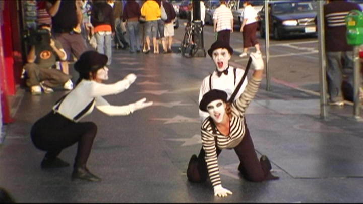 Dirty Mimes