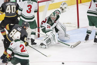 Golden Edge: Knights lose to Wild once again