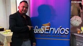 Gerson Gutiérrez, de recoger chatarra a emprender su empresa de envíos
