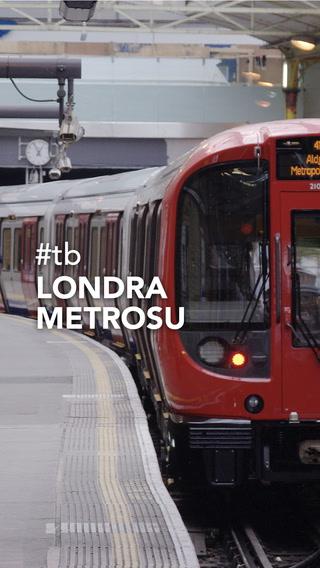 Dünyanın en eski metrosu 158 yaşında