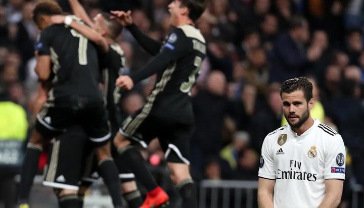 El resumen del Real Madrid - Ajax de Liga de Campeones