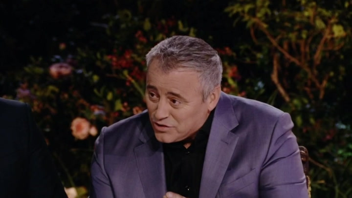 Matt LeBlanc explains how drunken incident night before Friends audition won him Joey role