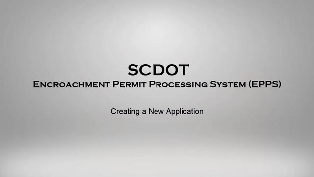 Encroachment Permits