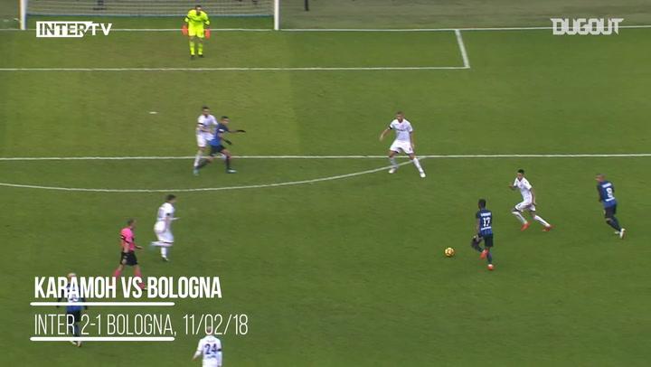 Inter's Top Five Goals Of 2018
