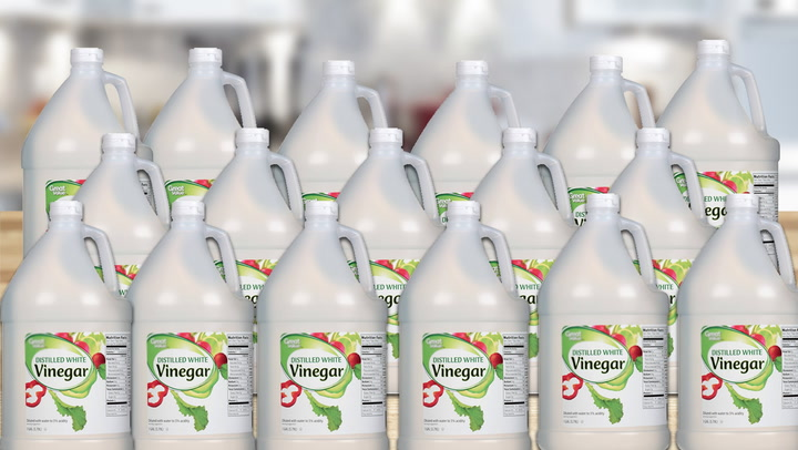 8 Genius Uses for White Vinegar Around the House