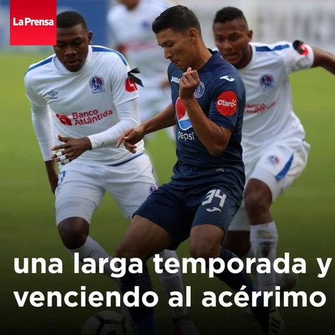 Motagua campeón de la Liga Nacional de Honduras
