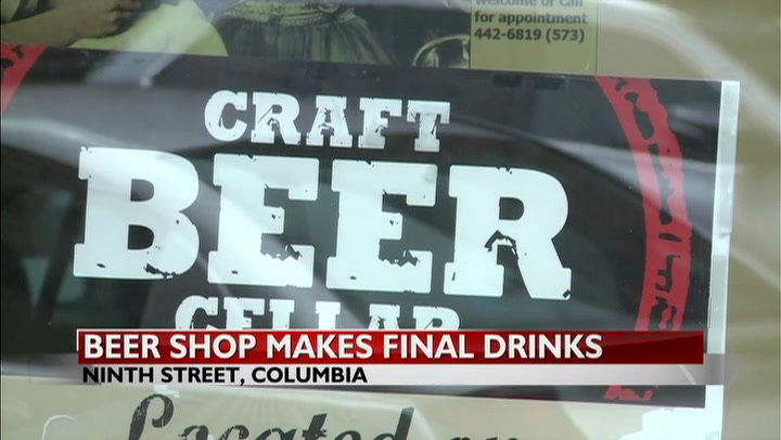 Craft Beer Cellar in Columbia set to pour its final beers
