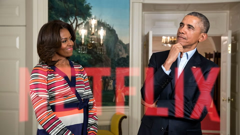 Obamas to  Produce for Netflix