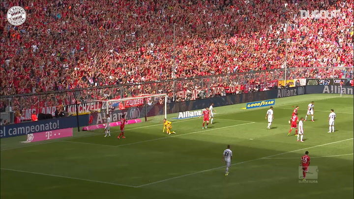 Arjen Robben's strike opens scoring against SC Freiburg