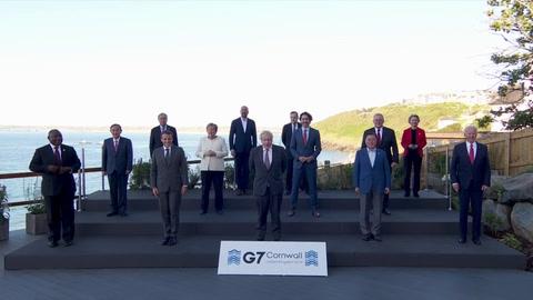 El G7 se organiza frente a las futuras pandemias, China y Rusia