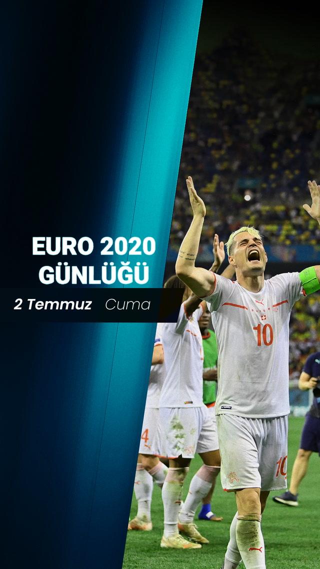 EURO 2020 Günlüğü - 2 Temmuz