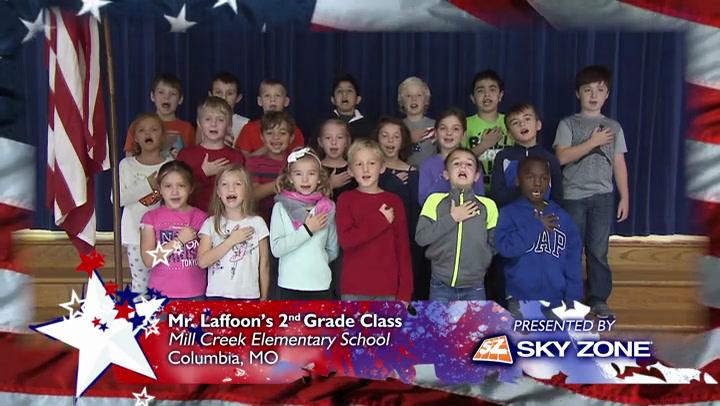 Mill Creek Elementary - Mr. Laffoon - 2nd Grade