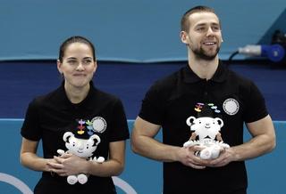 Russian Curler Alexander Krushelnitsky Allegedly Failed Drug Test