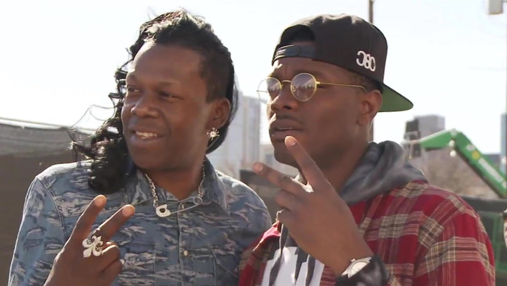 Team Freedia Kicks Off SXSW 2014 with Cake and Hairspray