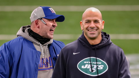 Could Jets' Robert Saleh or Giants' Joe Judge win NFL Coach of the Year