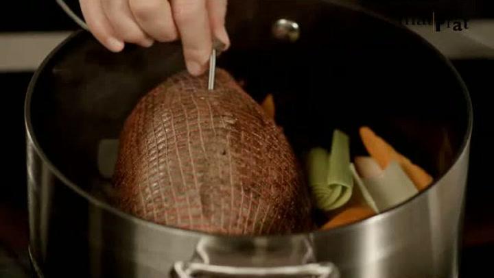 Hvordan lage stek uten stekeovn