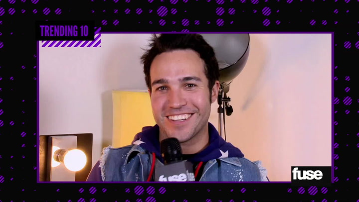 Shows: Trending 10: Fall Out Boy PETE Twitter Read
