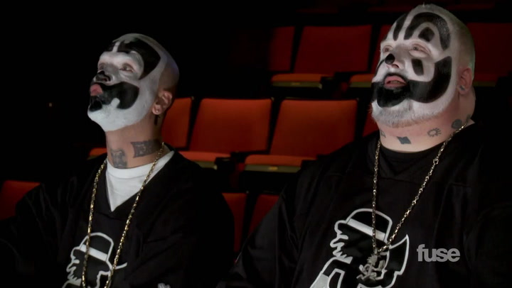 "Shows: ICP Theater: Insane Clown Posse on  Dangelo ""Untitled"""