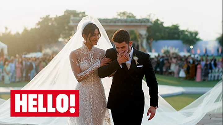 10 of the most spectacular HELLO! exclusive weddings