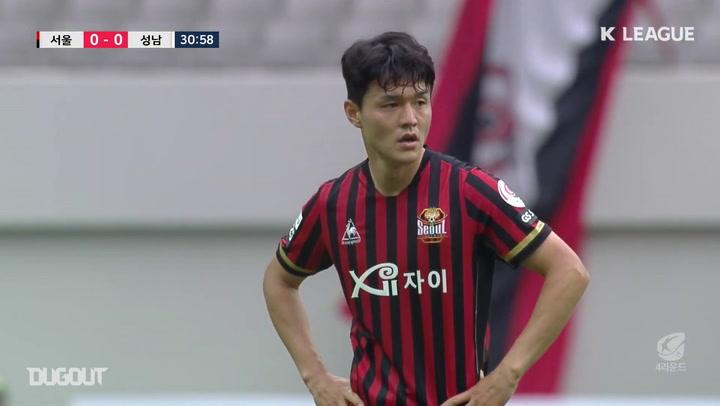 Seoul 0-1 Seongnam: Super sub Tomislav Kiš snatches win