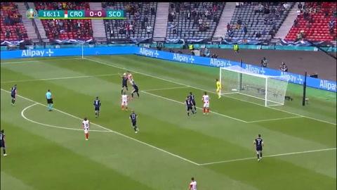 Croacia 2-1 Escocia (Eurocopa)