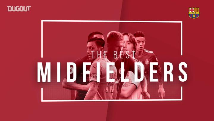 Best Midfielders: Edgar Davids