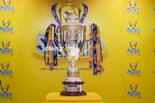 La Liga Salva Vida presenta la copa italiana bañada en oro blanco que se llevará el campeón del Clausura 2021
