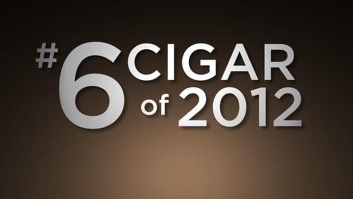2012 No. 6 Cigar
